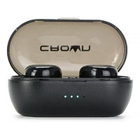 Наушники беспроводные Crown Micro CMTWS-5001 Black