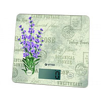 Кухонные весы Vitek VT-8020 Gray