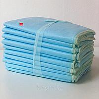 Халат-кимоно 10шт комфорт одноразовые без рукавов, фото 1