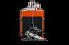 Boiler В -146 (146 кВт) c горелкой EnergyLogic Водогрейный котел Котел, фото 3