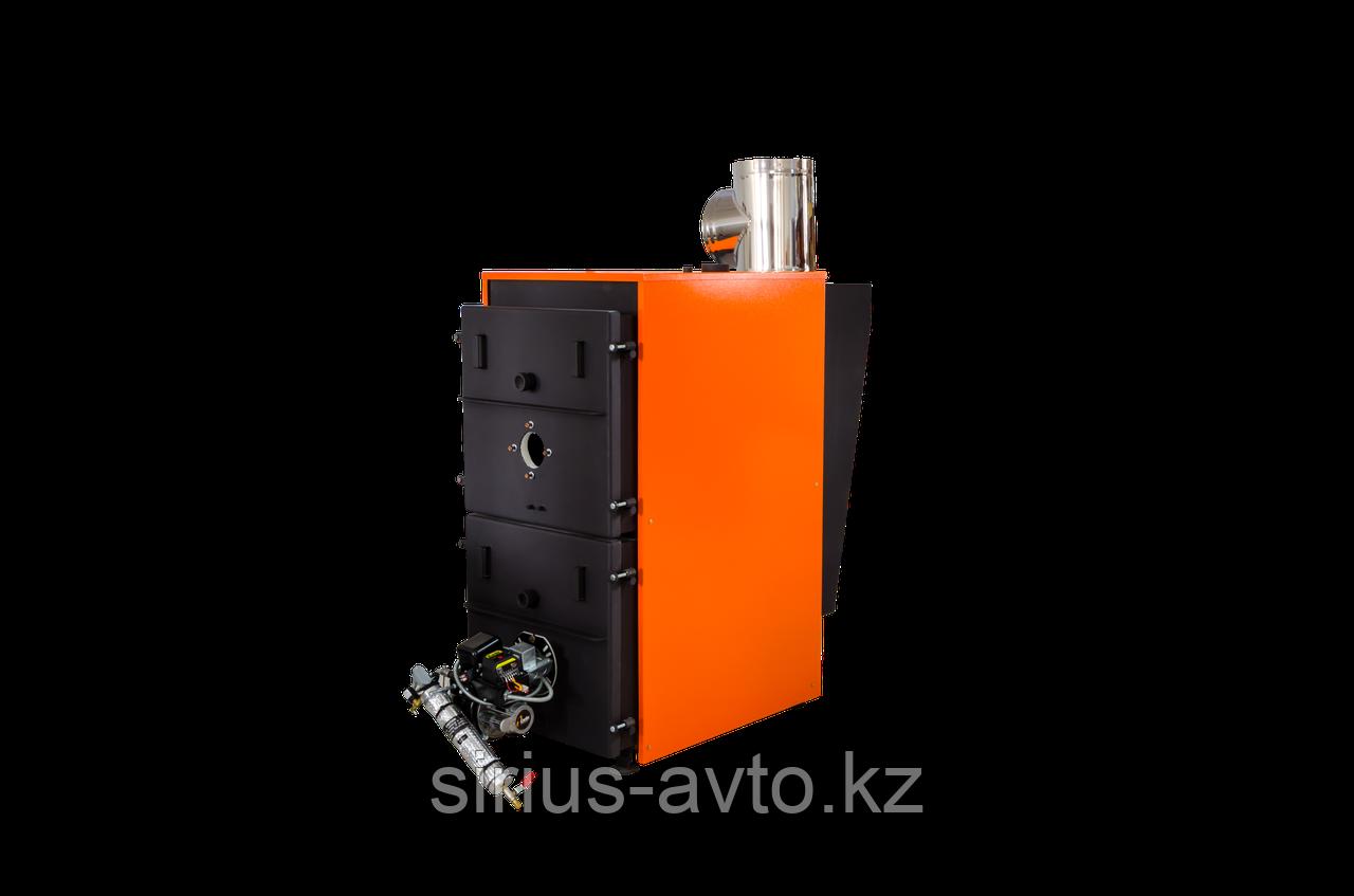 Boiler В - 292 (292кВт) c горелкой EnergyLogic Водогрейный котел на отработанном масле