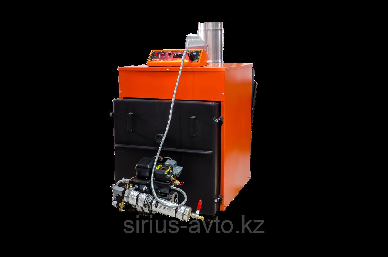 Boiler B - 109 (109кВт) Водогрейный котел на отработанном масле