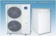 Тепловые насосы воздух-вода 11 кВт