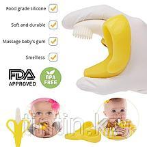 Банан-прорезыватель, игрушка-грызунок, фото 3