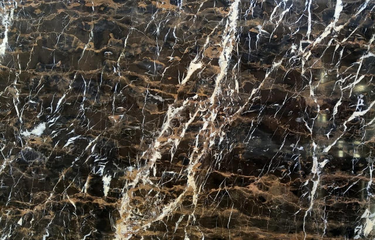 Черный мрамор, Portoro - фото 2