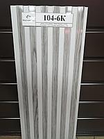 Декор панель потолочный (104/6) 4м