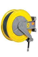 Автоматическая катушка для раздачи масла неповоротная Meclube F-555 160 БАР