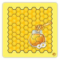 IG0183 Головоломка Пчелиные соты цветные
