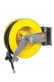 Автоматическая катушка для раздачи масла поворотная Meclube S-555 160 БАР