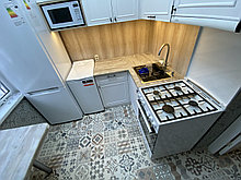 Кухня на 6 квадратных метров