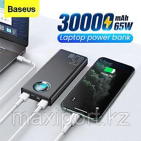 Powerbank Baseus 65W  30000mAh  черный