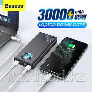 Powerbank Baseus 65W  30000mAh  черный, фото 2