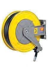 Автоматическая катушка для дизельного топлива неповоротная Meclube F-560 10 БАР