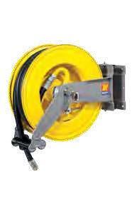 Автоматическая катушка для дизельного топлива поворотная Meclube S-555 10 БАР