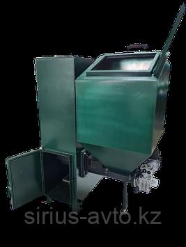 Твердотопливный автоматический котел 15 кВт