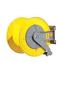 Автоматическая катушка неповоротная для раздачи (без шланга) Meclube F-560