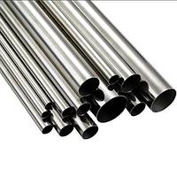 Нержавеющие электросварные трубы 8 x 0.8 мм