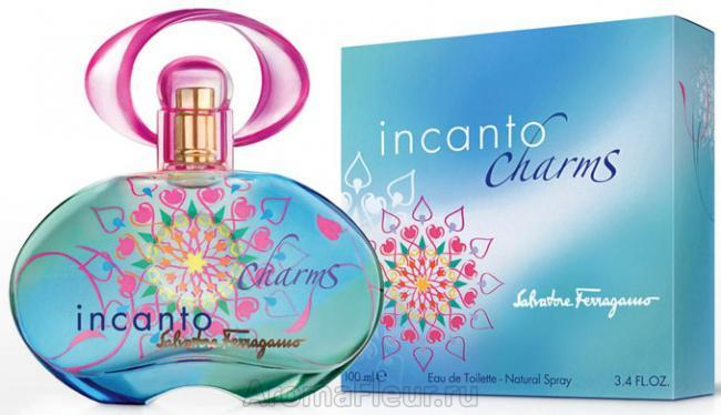 Incanto Charms Salvatore Ferragamo для женщин 100ml