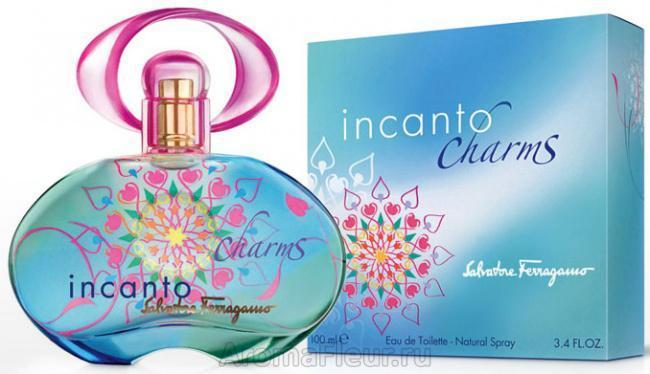 Incanto Charms Salvatore Ferragamo для женщин 100ml, фото 2
