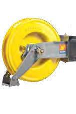 Автоматическая катушка поворотная для раздачи (без шланга) Meclube S-550