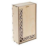 Деревянная коробка из фанеры