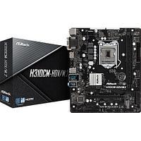 Материнская плата ASRock H310CM-HDV/M.2 LGA1151 H310 2xDDR4 4xSATA3 1xM.2 D-Sub+DVI-D+HDMI mATX