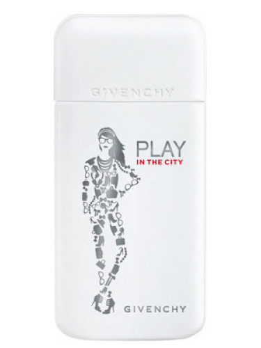 Play in the City for Her Givenchy для женщин 100ml