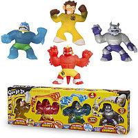 Гуджитсу Игровой набор 4 тянущиеся фигурки