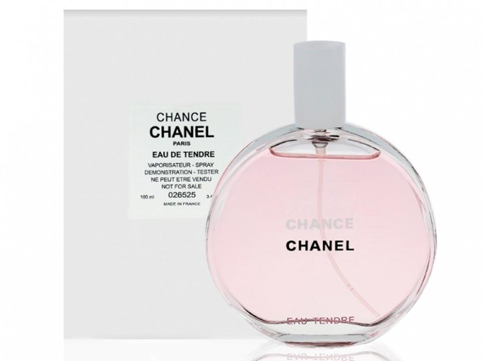 Chance Eau Tendre Chanel для женщин 100ml (тестер)