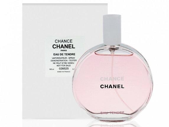 Chance Eau Tendre Chanel для женщин 100ml (тестер), фото 2