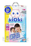Трусики-подгузники Kioki размер М (6-11кг) 56 штук