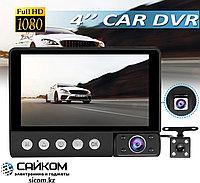 Видеорегистратор Video Car DVR С9 / Full HD / c 3-мя Кaмepaми