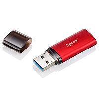 USB-накопитель, Apacer, AH25B, AP128GAH25BR-1, 128GB, USB 3.1, Красный