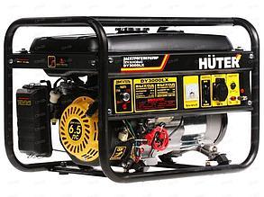 Электрогенератор Huter DY3000LX (электростартер)
