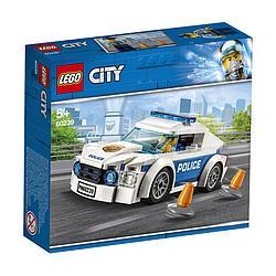 LEGO: Автомобиль полицейского патруля CITY 60239