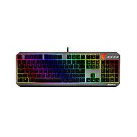 Клавиатура, Gigabyte, GK-AORUS K7, Игровая, Механические переключатели Cherry MX Red, 22 программируемые