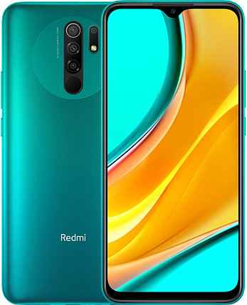 Смартфон Xiaomi Redmi 9 3+32GB Ocean Green, фото 2
