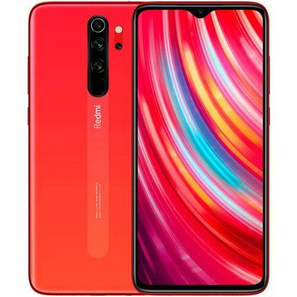 Смартфон Xiaomi Redmi Note 8 Pro EU 6/128GB Coral Orange, фото 2