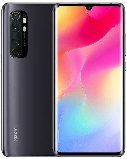 Смартфон Xiaomi Mi Note 10 Lite EU 6/64 Midnight Black