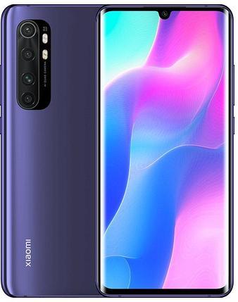 Смартфон Xiaomi Mi Note 10 Lite EU 6/64 Nebula Purple, фото 2