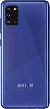 Смартфон Samsung Galaxy A31 Синий, фото 3