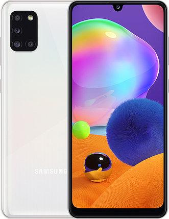 Смартфон Samsung Galaxy A31 Белый, фото 2