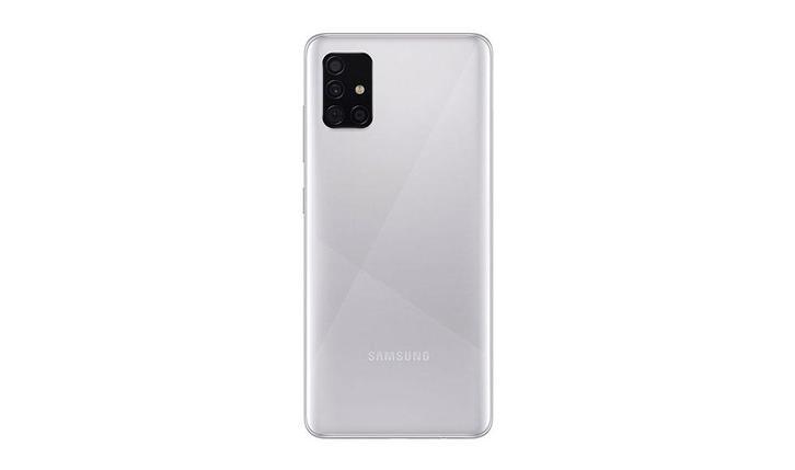 Смартфон Samsung Galaxy A51 64GB, Silver, фото 2