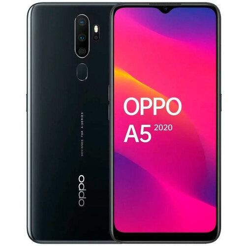 Смартфон OPPO A5 2020,Mirror black