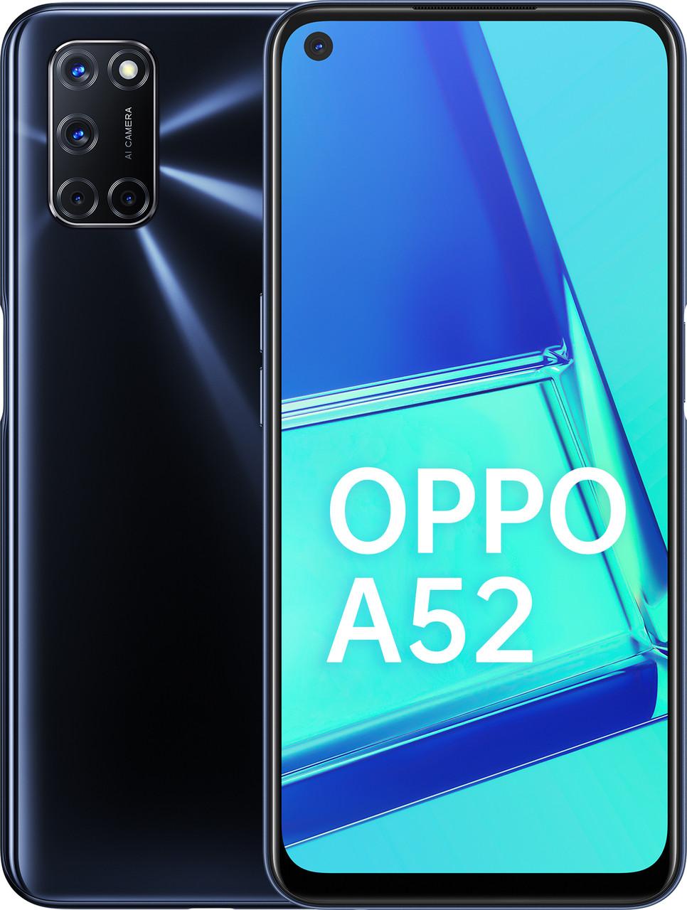 Смартфон OPPO A52 Twilight Black