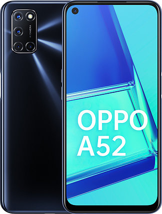 Смартфон OPPO A52 Twilight Black, фото 2
