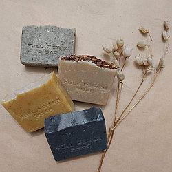 Натуральное туалетное мыло эвкалипт и лаванда. FPS