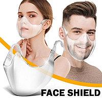Прозрачная маска