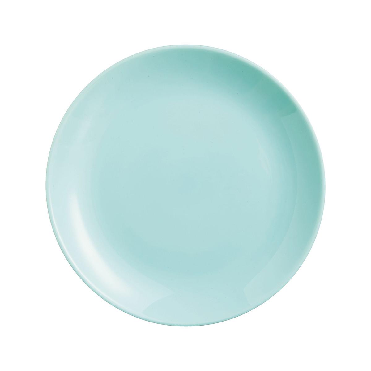 Тарелка десертная Luminarc Diwali Light Turquoise 19 см (P2613)
