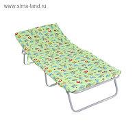 Кровать раскладная детская «Соня-М1», 150×60×26 см, до 60 кг, рисунок МИКС